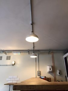 Grange Electrical Commercial Shop Installation