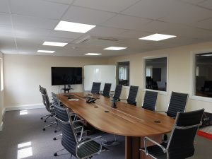 Grange Electrical Commercial Office Installation
