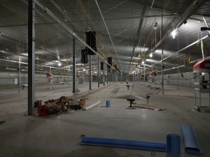 Grange Electrical Industrial Factory Installation