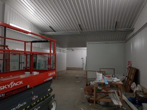 Grange Electrical Industrial Installation