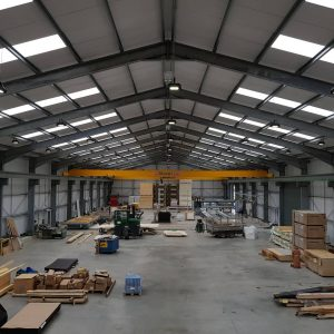 Grange Electrical Installation Factory Industrial Unit