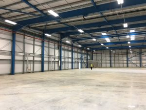 Industrial Electrical Installation Grange Electrical