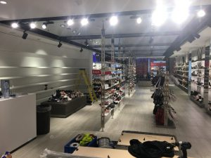 Shop Electrical Installation - Grange Electrical Commercial